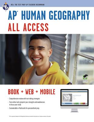 Ap Human Geography, All Access By Sawyer, Christian